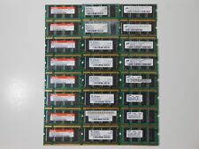 Lot of 24 256MB PC2700 Sodimm Laptop Memory Matching Pairs Free Shipping