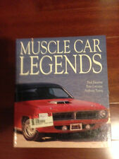 Muscle Car Legends (2002, Book, Other)