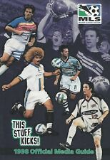 1998 Major League Soccer Official Media Guide - MLS