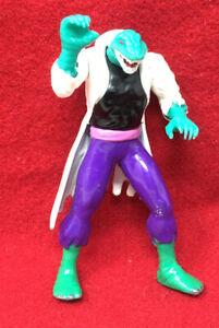 Toy Biz 1994 HEAVY METAL HEROES Figures MARVEL Die Cast DR. CONNORS/THE LIZARD