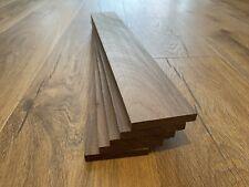 Walnut Timber Offcuts 5 Pieces @ 400mm x 70mm x 10mm (American Black Walnut)