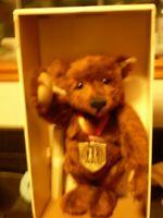 STEIFF LOUIS TEDDY BEAR 44 SPECIAL US LTD ED 650789