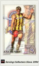 2002 Select AFL Exclusive All Australia Team AA2 Jonathan Hay (Hawthorn)