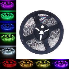 5m 500cm 5050 SMD RGB 300LEDs LED Flexible Tira De Luz Práctico Lámpara DC 12V