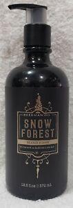 Beekman 1802 SNOW FOREST Hand Wash Goat Milk Sea Buckhorn Pine 12.5 oz/370mL New