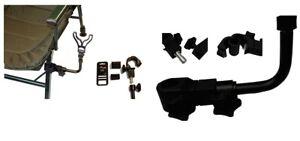 Multi-Fit 28cm Cross Arm Match Fishing Universal Chair & Seat Box Accessories