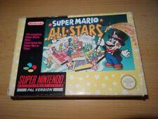 Videogiochi manuale inclusi Super Mario Bros. per Nintendo SNES