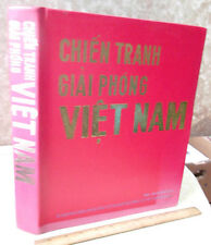 VIETNAM;THE WAR For THE LIBERATIONS Of VIETNAM,1977,Chien Tranh,Illust