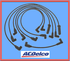 Spark Plug Wire Set ACDELCO replace GMC OEM # 9716B for S10 S15 Sonoma Bravada