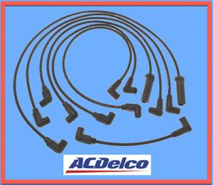 Spark Plug Wire Set ACDELCO replace GMC OEM # 9716B for S10 S15 Sonoma Bravada