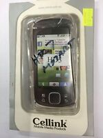 HTC 7 Mozart,T8697,HD3 Crystal Hard Case in Clear CPC5380. Brand New in package.