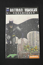 Batman Teenage Mutant Ninja Turtles Adventures 1 Amazing Fantasy Variant DC TMNT