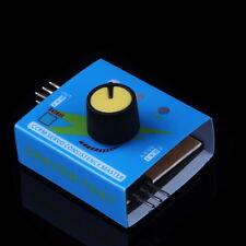 Multi Servo Tester 3CH ECS Consistency Speed Controler Power Channels CCPM RU