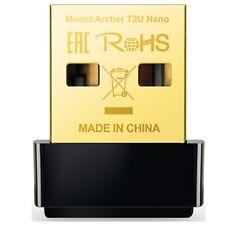 TP-Link Archer T2U Nano AC600 Wireless WiFi Adapter Dongle Dual Band USB 600Mbps