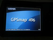 Garmin Gpsmap 496 Aviation with Accessories