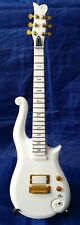 "Prince White Cloud 10"" Miniature Tribute Guitar (uk seller) Super Quality"