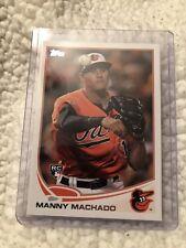 Manny Machado Rookie 2013