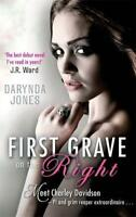 First Grave On The Right: Charley Davidson series: Book 1 by Darynda Jones | Pap