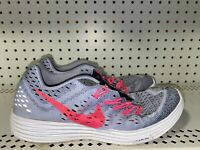 Nike Lunartempo Womens Athletic Running Training Shoes Size 9 Blue Pink