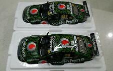 CRAIG LOWNDES & JAMIE WHINCUP CAMO 2011 VODAFONE TOWNSVILLE 400 VE COMMODORE