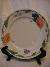 Vileroy & Boch China Amapola Pattern 12.5 IN Chop Platter Mint