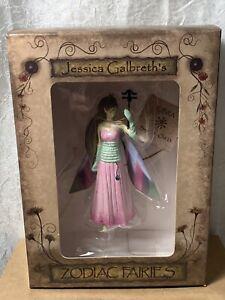 Jessica Galbreth's Zodiac Fairies Fairy Ornament Libra #88210 Mystical Fantasy