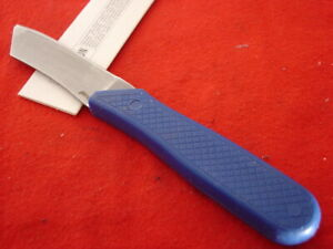 "Ontario USA Made 6.5"" Fruit & Vegetable Fixed Blade Field Knife MINT"