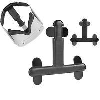 Für Oculus Quest 2 VR Brillen Stirnbandkissen Kopfbandkissen Kopfgurt Schutz Pad