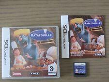JEU NINTENDO DS 3DS DISNEY RATATOUILLE COMPLET FR
