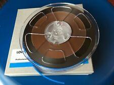 "1/4"" full track all-in-one calibration tape 7,5ips 185-320nWb/m NAB-EQ 3180/50µs"
