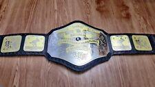 NWA NATIONAL HEAVYWEIGHT Wrestling Championship Belt With Free Shipping