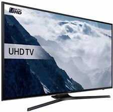 Samsung UE40KU6000K 40 Inch UHD HDR Smart LED TV *with BROKEN SCREEN*