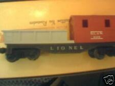 discontinued Lionel D L & W # 6119 work caboose  good shape