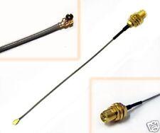 20cm U.FL Mini PCI RP-SMA Pigtail WiFi Wireless Minipci RSMA IPX UFL Cable New
