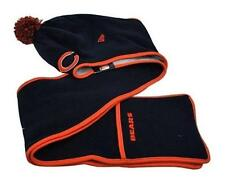 New Era NFL Chicago Bears Fan Centric Knit Hat Beanie Hooded Scarf FAST SHIP AE1