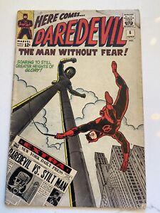 Daredevil #8 (Jun 1965, Marvel)