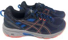 ASICS Gel Venture 6 Men's Size 7 M Trail Running Shoes Sneakers Blue LIKNU