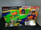 Dart Zone BlitzFire Covert Ops Quick-Shot Blasters - 2 Pack Target Exclusive NEW