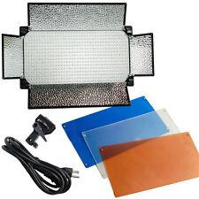 600 LED Photo Studio Photography Panel Video Light Barndoor Camera Studio Lighti