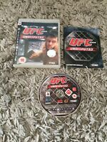 UFC 2009 Undisputed for the Sony PS3