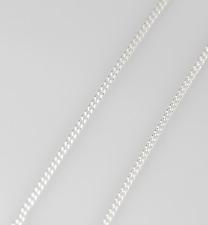 925 Echt Silber Halskette Panzerkette, Damenkette 40cm