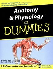 Anatomy and Physiology for Dummies,Donna Rae Siegfried