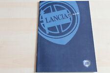 80934) Lancia Ypsilon Lybra Zeta Prospekt 2000