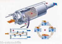 0022OPE Opel Diesel Partikelfilter Pressefoto IAA 2003 21x14 cm int. Nr 11