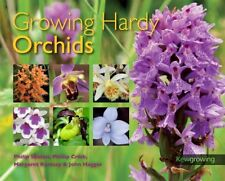 Growing Hardy Orchids (Kew Growing) New Paperback Book Philip Seaton, Phillip Cr