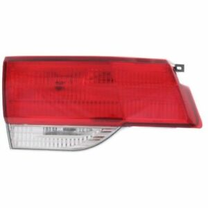 FITS FOR ODYSSEY 2008 2009 2010 REAR TAIL LAMP INNER ON LID LEFT DRIVER
