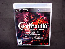 Castlevania Lords of Shadow Collection - Playstation 3 (PS3) -  **BRAND NEW!**