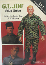 """BOOK:  OUT/PRINT...""""G.I. JOE VALUE GUIDE""""  BY CAROL MOODY- 183 PHOTOS & ILLUS"""