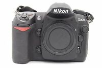 NIKON D200 10.2MP 2.5''SCREEN DIGITAL CAMERA BODY ONLY WITH BATTERY