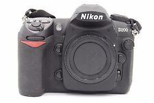 Nikon D200 10.2mp 6.3cmscreen Cámara Digital solo carcasa con batería